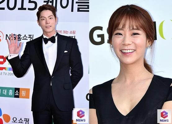 [케이블TV 방송대상] 홍종현♥한승연, 베스트 커플상 수상