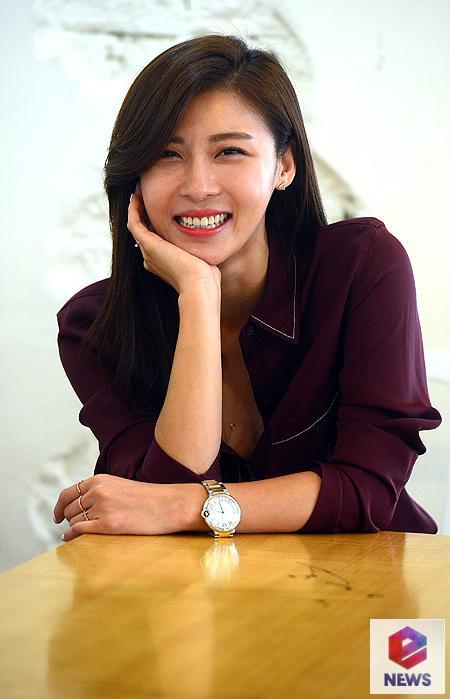 [포토] 하지원, 매력만점  미소