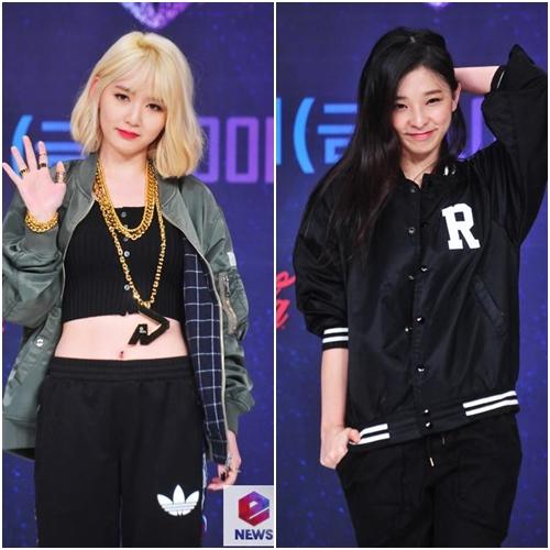 """'언프리티 랩스타2' 애쉬비-안수민 소감 """"탈락? 한편으론 고맙다""""(일문일답)"""