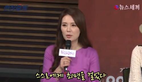 """[현장 영상] """"BMK가 노래 스승""""..하희라, 데뷔 30년만에 '가수'된 사연"""