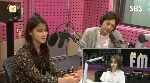 '씨네타운' 김흥수X박규리, 옆집 오빠와 원조 여신의 입담 배틀(종합)