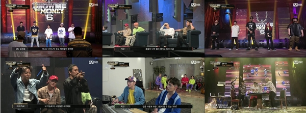 '쇼미더머니6' 조우찬·올티 활약 통했다→최고 시청률 2.4%까지 ↑