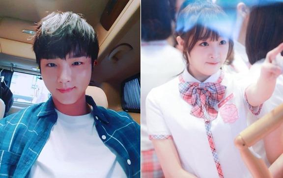 '프로듀스48' 최예나 친오빠 최성민, 티나는 동생바보 'SNS서 투표 독려'
