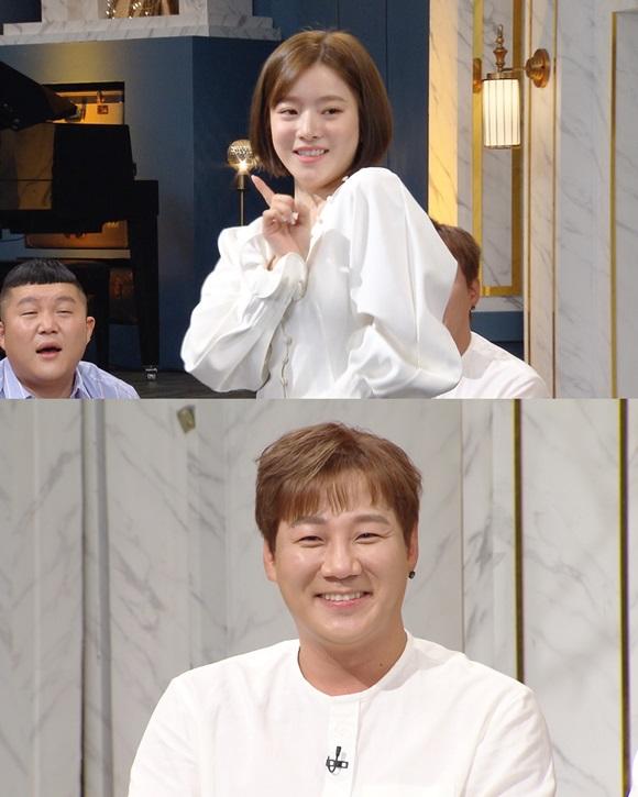 """'해투4' 벤 """"윤민수, 뮤지컬 첫 공연에 200만원 꽂힌 꽃바구니 선물"""" 고백"""