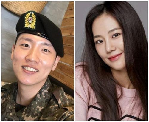 """한해, ♥한지은과 열애 2달만 입대..""""따뜻한 응원 부탁"""" 특별한 곰신 (종합)"""