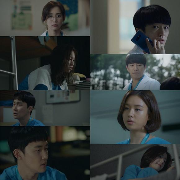 '슬기로운 의사생활' 정문성·신현빈·김준한·안은진, 그들앞에 닥친 시련과 운명은?